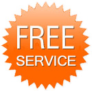 We provide a Free Service